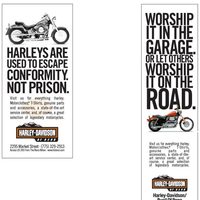 Harley Davidson Reno
